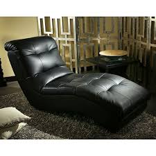 Tufted Leather Chaise Fascinating Black Chaise Lounge Metro Pro Chaise Lounge Tufted