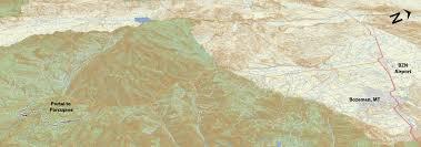 Maps Cu Portal To Porcupine U2013 Mtb Trail Maps
