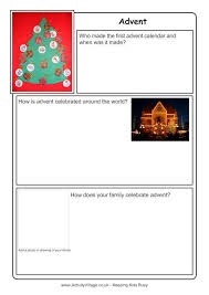 advent printables