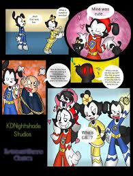 animaniacs infinite illusions chapter 1 page 10 by kittydarner on