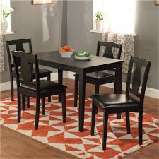Retro Dining Room Chairs Dining Table Set Modern Round Glass Dining Table Set For 4maxi