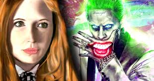 Karen Halloween Costume Karen Gillan Perfect Joker Dc U0027s Flashpoint Movie