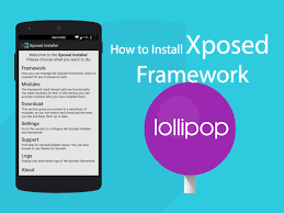 xposed installer 3 0 apk how to install xposed framework in lollipop