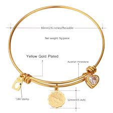 bracelet gold picture more detailed picture about u7 trendy