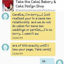 cake order baker rejects customer s birthday cake order after learning she s