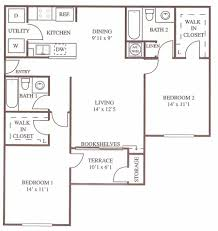 dividing a room with stud wall what is split bedroom floor plan