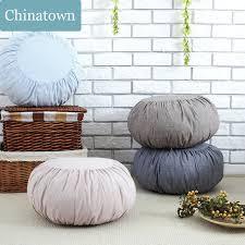 futon pillows japan korean cotton linen pumpkin cushion pillow futon