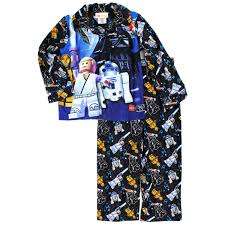 lego wars boys pajamas