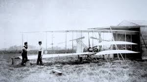first airplane ever made the wright brothers early flight youtube