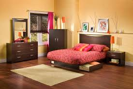 south shore soho full queen storage platform bed with 2 drawers
