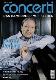 M El Rundel Wohnzimmer Concerti Das Hamburger Musikleben Januar 2010 By Concerti Das