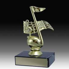 Fantasy Football Armchair Quarterback Trophy Small Trophies