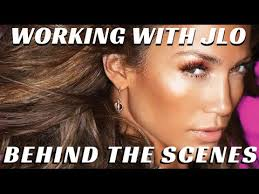 Scott Barnes About Face Behind The Scenes W Jennifer Lopez U0026 Pro Makeup Artists Billy B