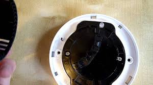 how to open a series 65 optical smoke detector youtube