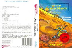 cpcrulez u003e amstrad cpc u003e gameslist u003e tales of the arabian nights