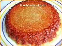 cuisine avec du riz gâteau de riz au caramel une recette de cuisine avec adt recettes