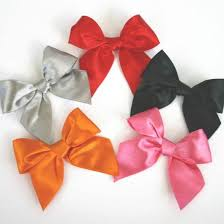 gift boxes with bow satin bows for party favors gifts in various colors birdsparty