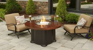 Firepit Table Firepit Tables Custom Pool Builder Venice Florida New Pool