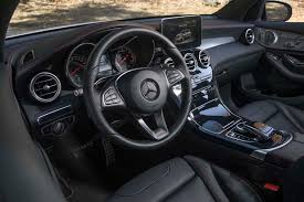 2017 mercedes benz glc class reviews and rating motor trend