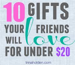 Unisex Gifts Favorites For Friends 10 Gifts Under 20 Kitchenwise