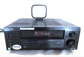 pioneer amplifier home theater pioneer vsx d514 multi channel home theater audio video receiver