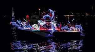 savannah boat parade of lights 2017 nautical holiday happenings all at sea