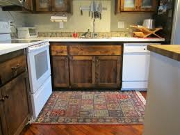 Kitchen Area Rug An Area Rug Or Runner For Your Kitchen Will Add Some Comfort Sw
