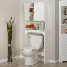 Over The Toilet Storage Cabinets Amazon Com Riverridge Ellsworth Spacesaver Espresso Home U0026 Kitchen