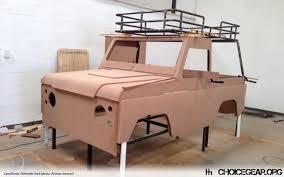 Desk Defender The World Needs More Land Rover Defender Beds Choice Gear