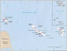Map Of St Martin Netherlands Antilles Map Map Of Netherlands Antilles Netherlands