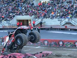 what monster trucks are at monster jam 2014 cam mcqueen the king of monster jam the weal