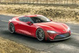 toyota sports car new toyota supra and bmw z5 gear up for 2018 assault autocar