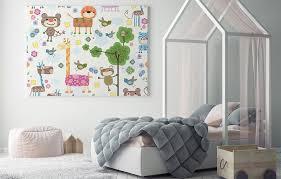 tableau pour chambre d enfant un accent mural fabuleux avec les tableaux pour la chambre d enfant