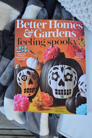 better homes and gardens fall decorating cottage fall porch