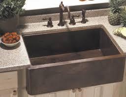 Bronze Kitchen Sink Bronze Farmhouse Sink Apron Front Kitchen Sink