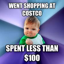 Costco Meme - livememe com success kid