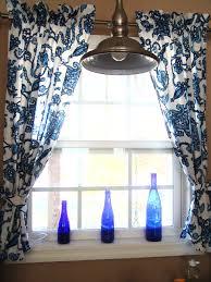 blue kitchen curtains google search house stuff pinterest