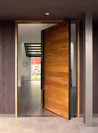 How To Build A Solid Wood Door Size Matters Large Pivot Doors Know How To Stand Out