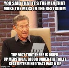 Workplace Memes - having a shared restroom in the workplace imgflip