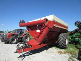 big red killbros 1800 gran cart grain carts u0026 grain handling