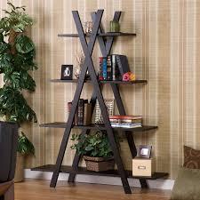 Bookshelf In Bedroom Modern 4 Shelf Bookcase Bookshelf Display Shelves Home Office