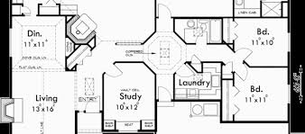 House Plans Single Level Single Level House Plans