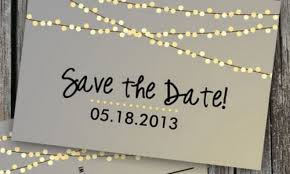 save the date wedding ideas sending save the dates guides for brides