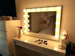 Large Bathroom Mirror With Lights Diy Mirror With Lights Luxury Vanity Mirror Lights And Light Up