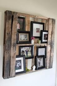 Home Decor With Wood Pallets 10 Wood Pallet Decor Ideas