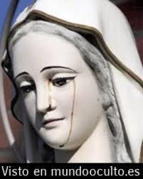 imágenes religiosas que lloran sangre las estatuas que lloran un fenómeno real mundo oculto