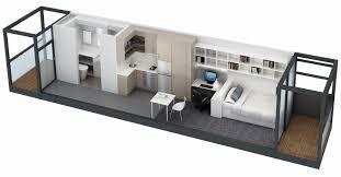 abc news compact living anu modular student accomodation