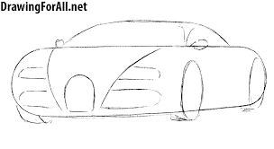 how to draw a bugatti drawingforall net