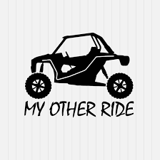 jeep mudding clipart rzr my other ride svg off road svg svg dxf eps png pdf