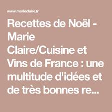 recettes cuisine et vins de recettes de noël cuisine et vins de une